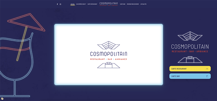 network reach visibility infrastructure et developpement cosmopolitain restaurant toulouse